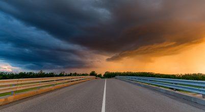 A nap képe: Egy viharos délután