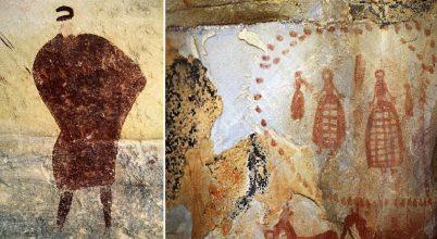 Az ősi divat sokszínűségéről is árulkodnak a sziklarajzok