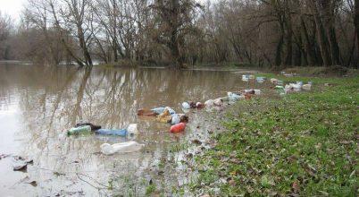 A PVC lágyítására használt vegyi anyag a Tiszában