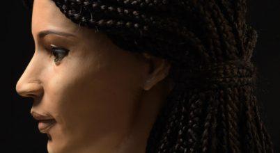 Így elevenedik meg egy 2000 éves nő arca