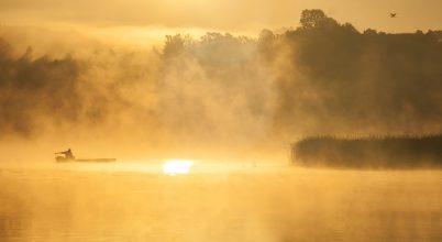 A nap képe: Horgászélet