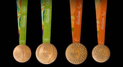 Újrahasznosított anyagok az olimpiai érmekben