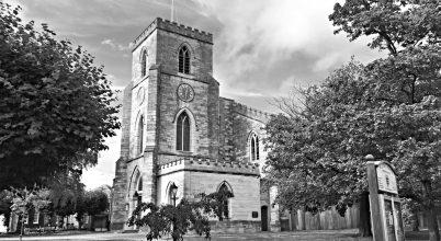 Kísértetvadászat Dél-Angliában