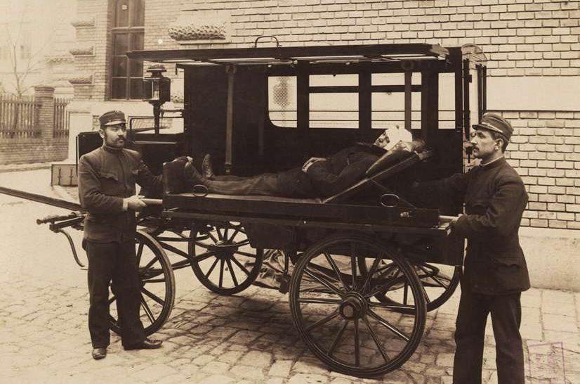 A magyarországi mentőszolgálat megszervezője