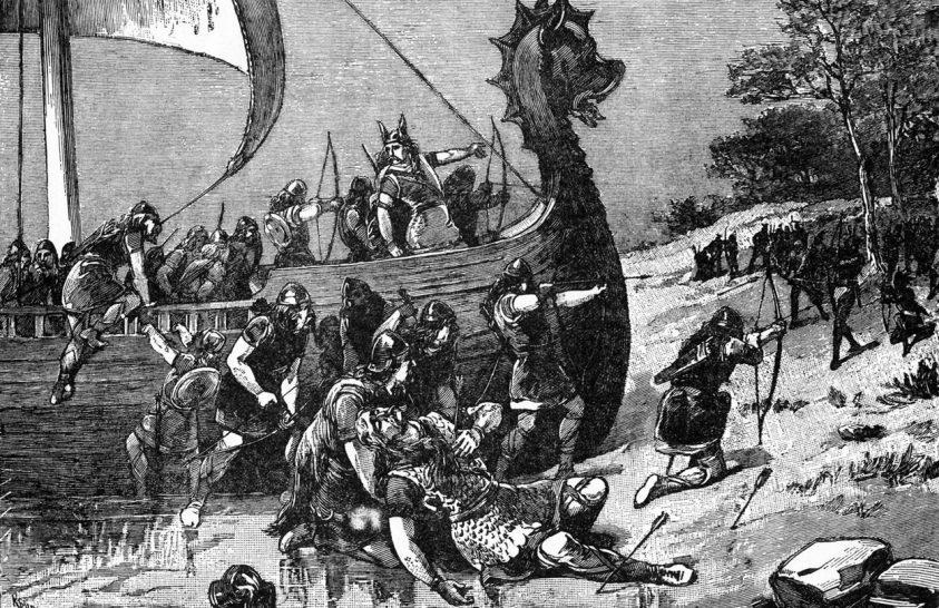 Aki sértegetett egy vikinget, az életével fizethetett
