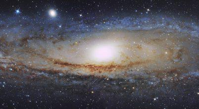 A nap képe: M31 Androméda-galaxis