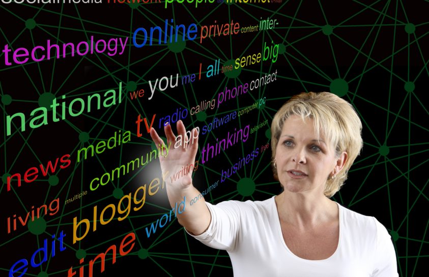 A nők és a technológia