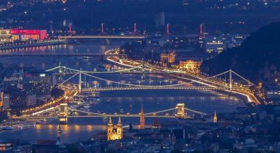 A nap képe: Dunai panoráma