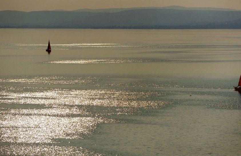 Középpontban a Balaton