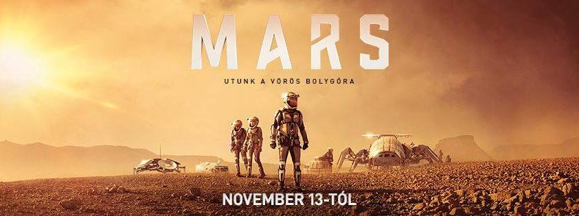 Magyar résztvevők a Mars meghódításában