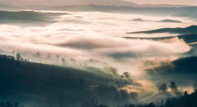 A nap képe: Annavölgyi hajnal