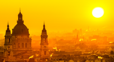 A nap képe: Arany fényben