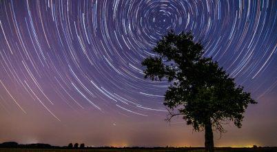 A hónap asztrofotója: 80 perc alatt a sark körül
