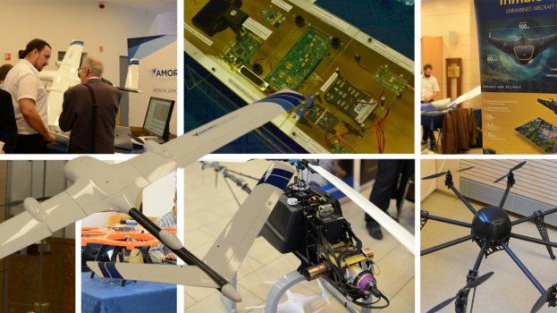 Drónok, repülőgépek és légi térképek az Óbudai Egyetemen