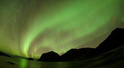 A nap képe: Aurora borealis