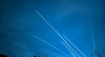 A nap képe: 9 perc, 9 repülőgép