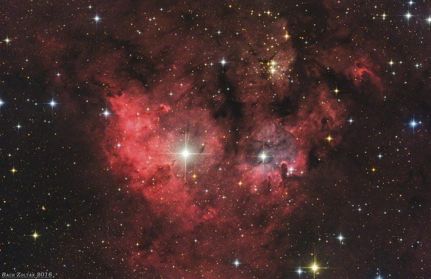 A hónap asztrofotója: Ördög a csillagok között