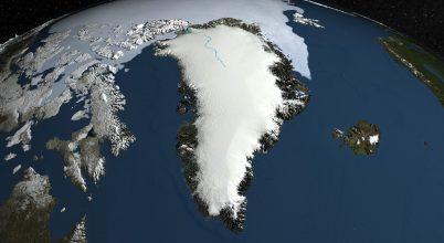 Tudományos magyarázatok a grönlandi jégsapkától