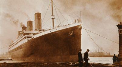 TITANIC – Új bizonyíték?