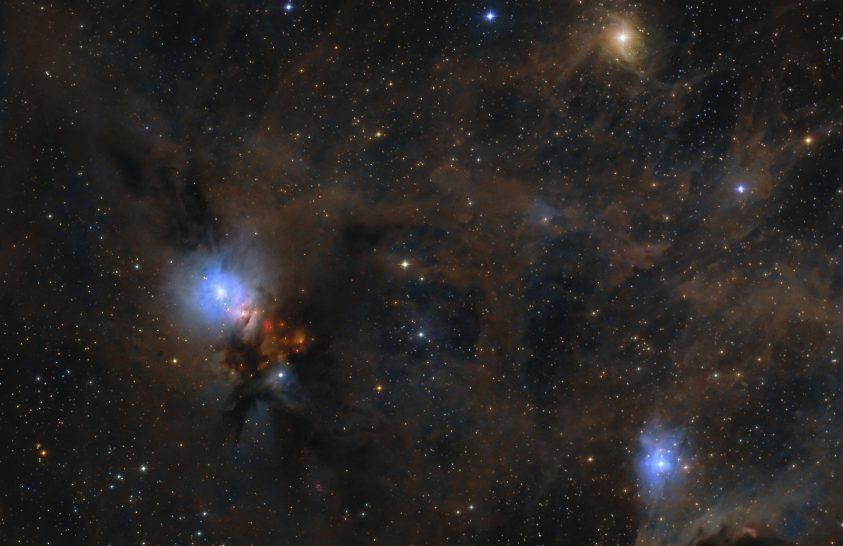 A hónap asztrofotója: Háromszög az űr mélyén