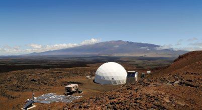 Marsi élet szimulációja a Hawaii-szigeteken