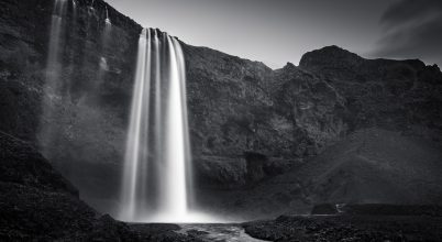 A nap képe: Izland csodás vízesése