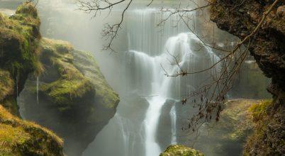 A nap képe: A zord arcú vízesés