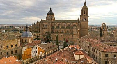Salamanca, az arany város