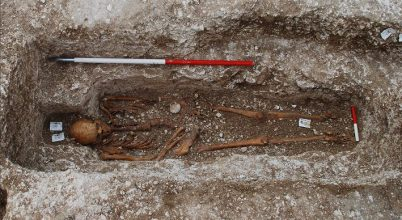 Egy zarándok csontváza adhat információt a lepra európai terjedéséről