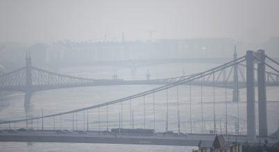 Mit tesz agyunkkal a légszennyezés?