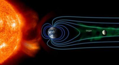 Földről érkeznek oxigénionok a Holdra