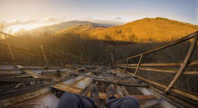 A nap képe: A múlt rozsdás maradványa