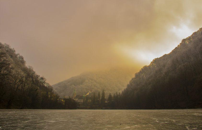 A nap képe: Hámori-tó