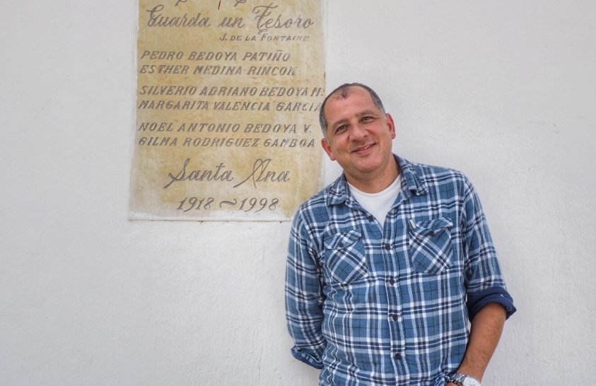 A kávétermelő, aki meg akarja ismertetni a kolumbiaiakkal a jó kávét
