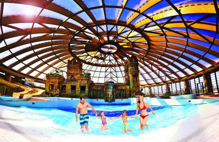 Valós élményekkel teli családi nap az Aquaworldben