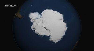 Újabb jeges rekordminimum bolygónk mind két pólusán