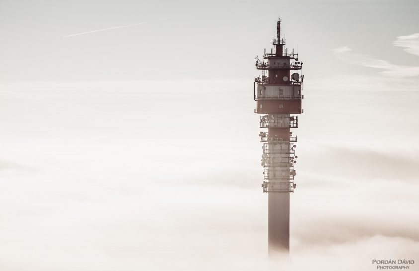 A nap képe: Ködbe rejtőzve