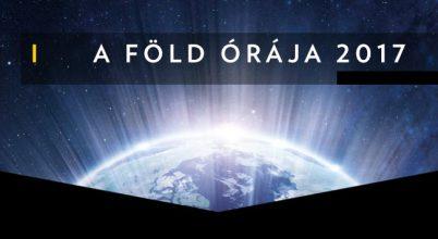 Föld Órája – Szökik az energia!