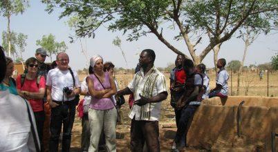 Magyar pedagógusok afrikai tapasztalatcserén