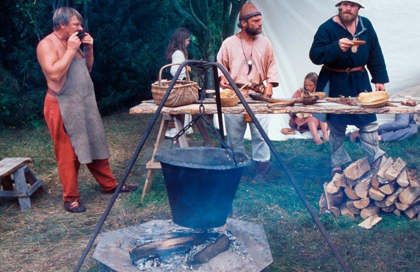 A vikingek annyira szerették, hogy volt, aki megmártózott benne