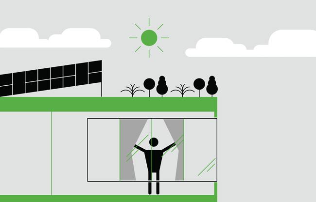 Zöld épületek, élhetőbb városok