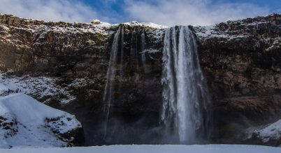 A nap képe: Az izlandi táj egyik ékessége