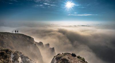 A nap képe: A felhők fölött mindig süt a Nap