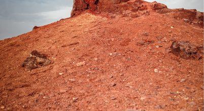 A nap képe: Mintha a Marson lennénk