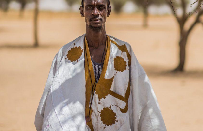 A nap képe: Fulani férfi