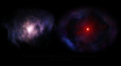 Igazi szörnyeteget találtak a korai Univerzumban