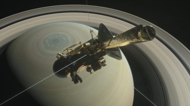 Haláltáncba kezd a Cassini a Szaturnusszal