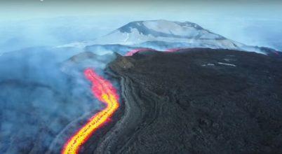 Brutális erő van a nyugodt Etnában is – itt a bizonyíték!