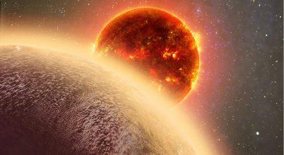 Légköre van az exobolygónak, de lakhatatlan