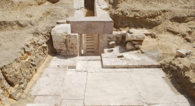 Közel négyezer éves piramisra találtak egyiptomi régészek